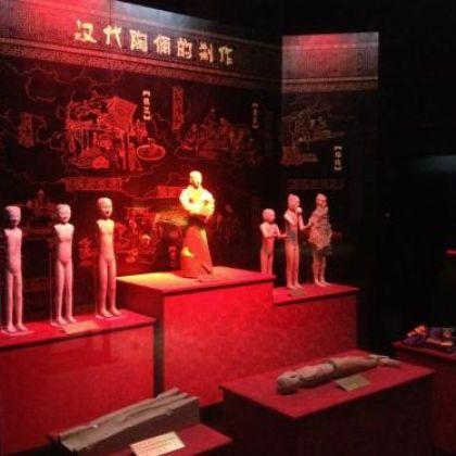 汉景帝阳陵博物院(4A)[图]